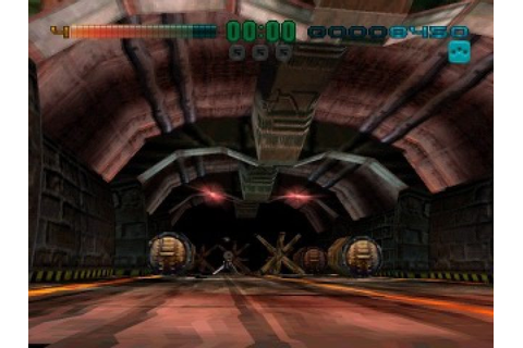 Tunnel B1 (1996) by Neon Software PS game