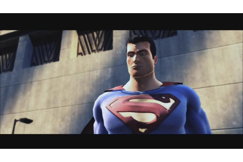 Superman (Factor 5) [X360/PS3 - Cancelled] - Unseen64