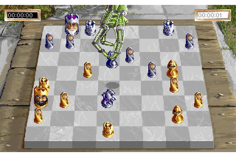 Download Sargon V: world class chess strategy for DOS ...