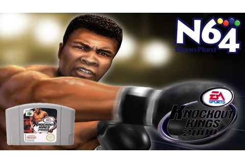 Knockout Kings 2000 ROM - Nintendo 64 (N64) | Emulator.Games
