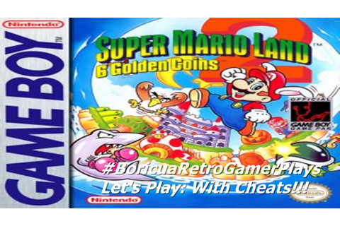 Let's Play: Super Mario Land 2: 6 Golden Coins (With ...