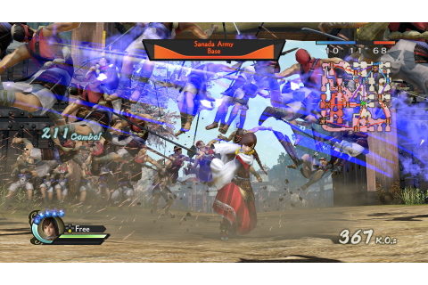 Samurai Warriors 4: Empires Review (PS4) | Push Square