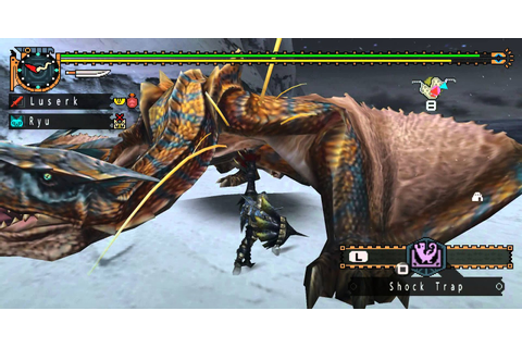 Monster Hunter Freedom ISO for PPSSPP – isoroms.com