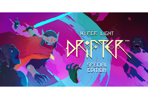 Hyper Light Drifter - Special Edition | Nintendo Switch ...