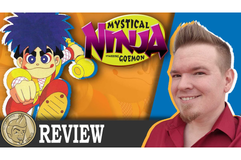 Mystical Ninja Starring Goemon Review! [N64] The Game ...