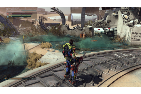 The Surge PC review - DarkZero