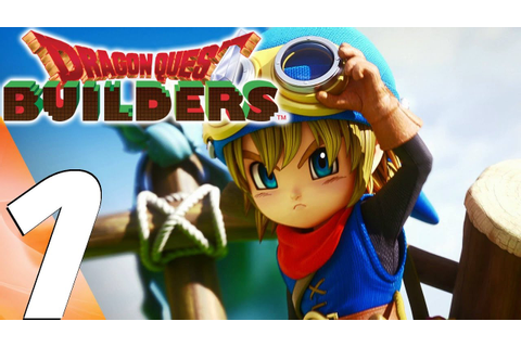 Dragon Quest Builders (PS4) - Gameplay Walkthrough Part 1 ...