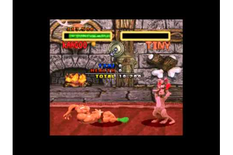 ClayFighter 2: Judgment Clay (SNES) Easy Playthrough in 15 ...