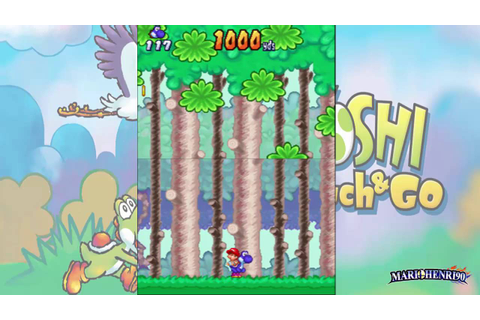 Yoshi Touch & Go [Gameplay] - YouTube