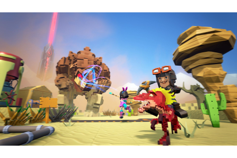 'PixARK' Producer Reveals the Game's Plan for Early Access ...