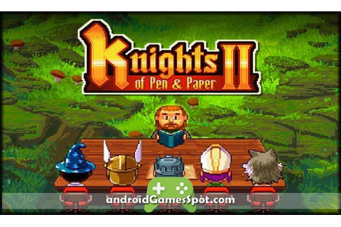 KNIGHTS OF PEN AND PAPER 2 APK Free Download