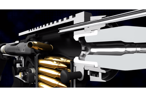 This Impressive AR-15 Animation Looks Inside the Rifle in ...
