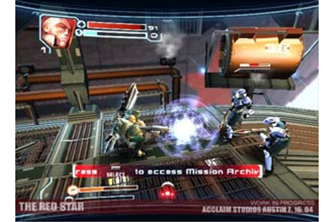 Meta-Review: The Red Star - PS2 - RetroGaming with Racketboy