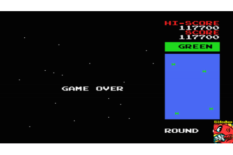 Bosconian (MSX Emulated) high score by ILLSeaBass