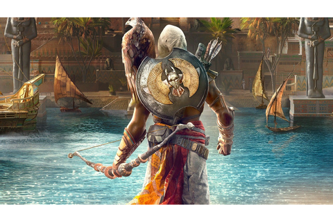 Assassin's Creed Origins Will Have the Series' First ...