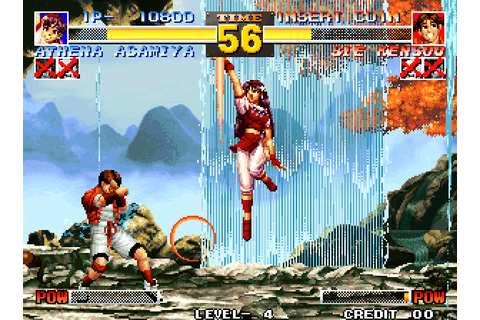 The King Of Fighters 95 - CVG review | Retro Gamer