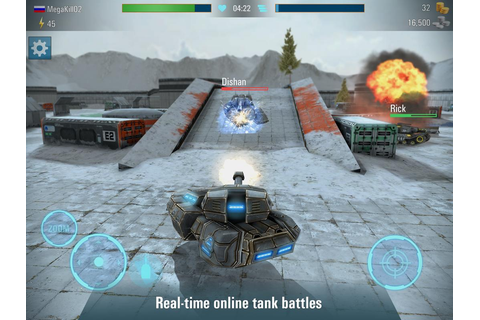 Iron Tanks for Android - APK Download