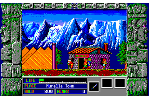 Zeliard | Old DOS Games | Download for Free or play on ...