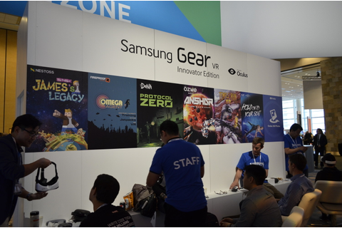 13 Samsung Gear VR Titles Shown at SDC 2014 – Road to VR