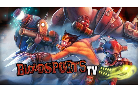 BloodSports TV - YouTube