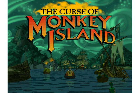 Game: The Curse of Monkey Island [Windows, 1997, LucasArts ...