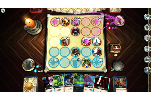 Cabals: Magic & Battle Cards now on Steam Greenlight news ...