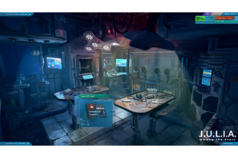 Download J.U.L.I.A.: Among the Stars Full PC Game