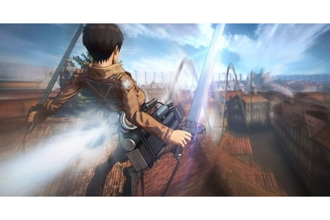 Attack on Titan: Wings of Freedom review • Eurogamer.net