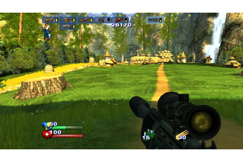 Serious Sam 2 demo gameplay [HD] - YouTube