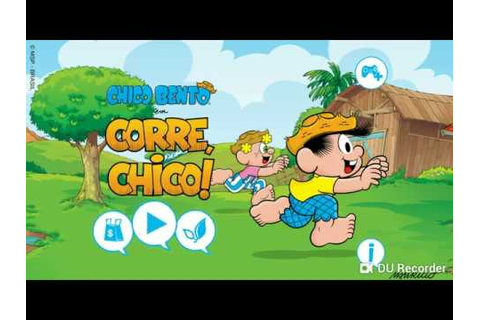 Jogo do Chico Bento - Turma da Mônica Game - YouTube