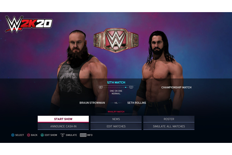 Full WWE 2K20 roster: List of every wrestler in game ...