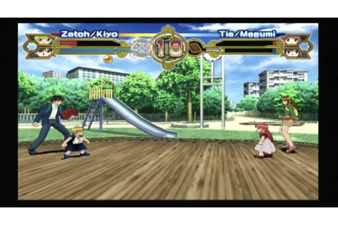 CGR Undertow - ZATCH BELL: MAMODO BATTLES for Playstation ...