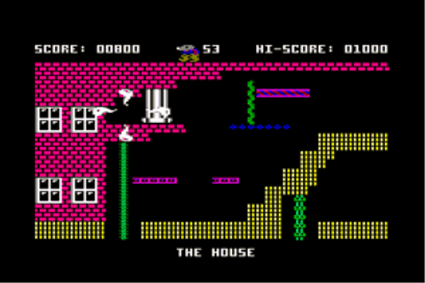 Download Monty on the Run (Amstrad CPC) - My Abandonware