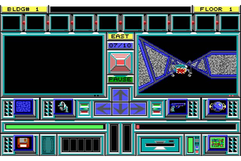 Download Day of the Viper shooter for DOS (1990 ...
