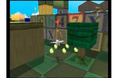 Mort the Chicken trailer (PS1) - YouTube