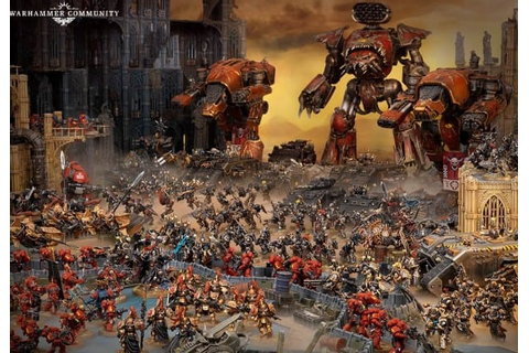 Where's The Value At? 40k Apocalypse Rules Set ???? or ...
