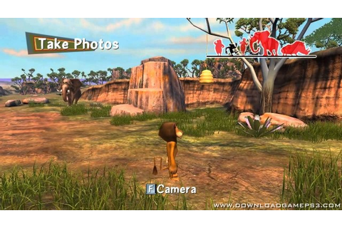 Madagascar Escape 2 Africa - Download game PS3 PS4 RPCS3 ...