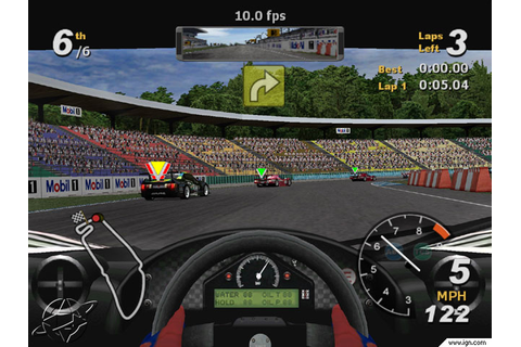 Free Games 4 You: Total Immersion Racing ( Portable )
