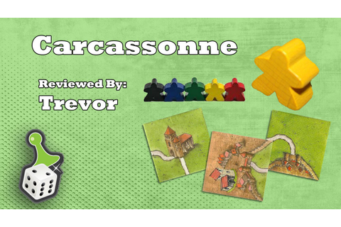 Board Game Review: Carcassonne - YouTube