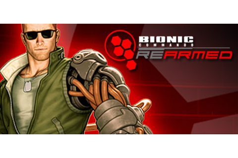 Save 80% on Bionic Commando: Rearmed on Steam
