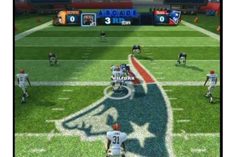 Madden NFL Arcade Demo Games - YouTube