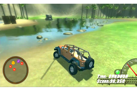 Off-Road Velociraptor Safari Download Game | GameFabrique