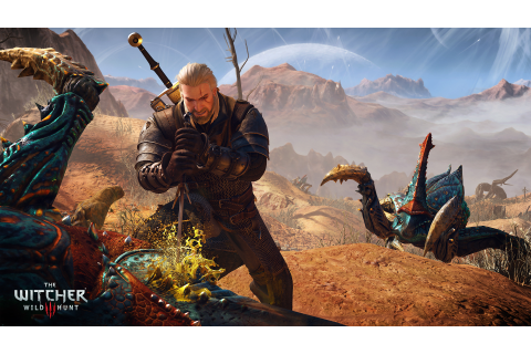 These screenshots for The Witcher 3: Wild Hunt show superb ...