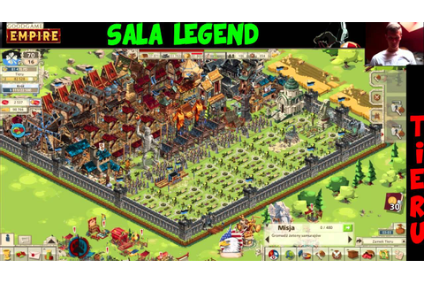 GoodGame Empire (Prezentacja) - Sala Legend - YouTube