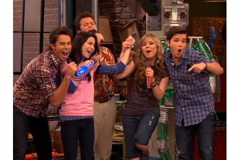 iCarly Episodes, Games & Pictures | Nickelodeon