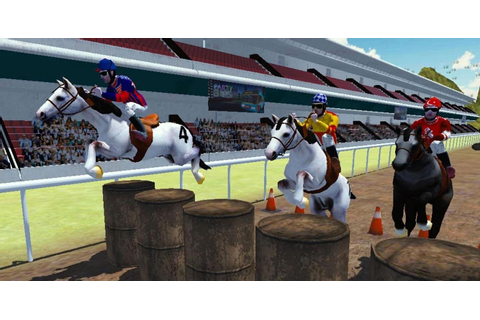 Horse Racing Derby Quest - Horse Games Online
