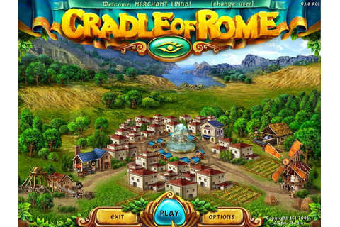 Cradle of Rome Free Download and Reviews - Fileforum