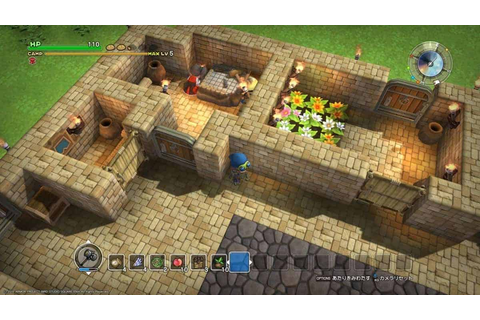 Dragon Quest Builders Base Building Guide - How to Build ...