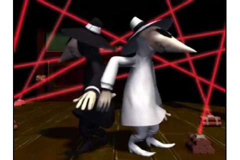 Spy Vs Spy Game Intro - YouTube