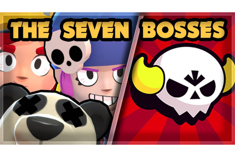 7 BEST BOSS BRAWLER to play - Big Game | Brawl Stars ...